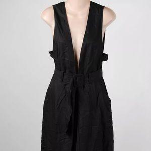 Anthropologie Maeve Linen Blend Dress
